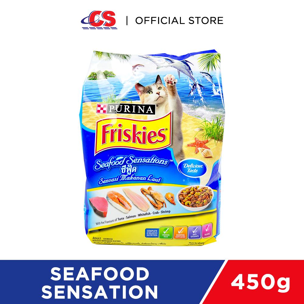 FRISKIES Adult Seafood Sensation 450g