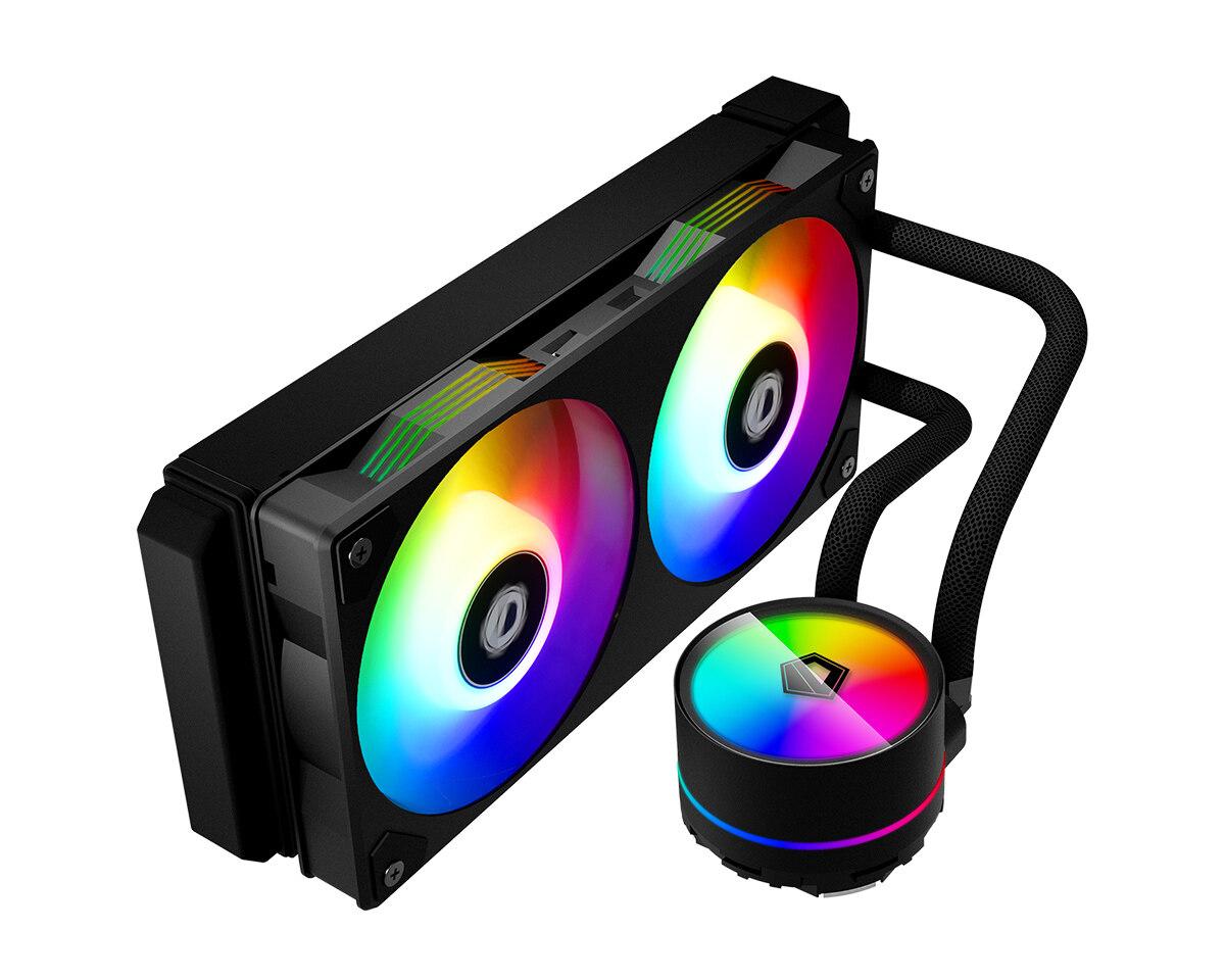 ID-Cooling ICEFLOW 240 AIO Cooler (IDC-ICEFLOW-240-ARGB)