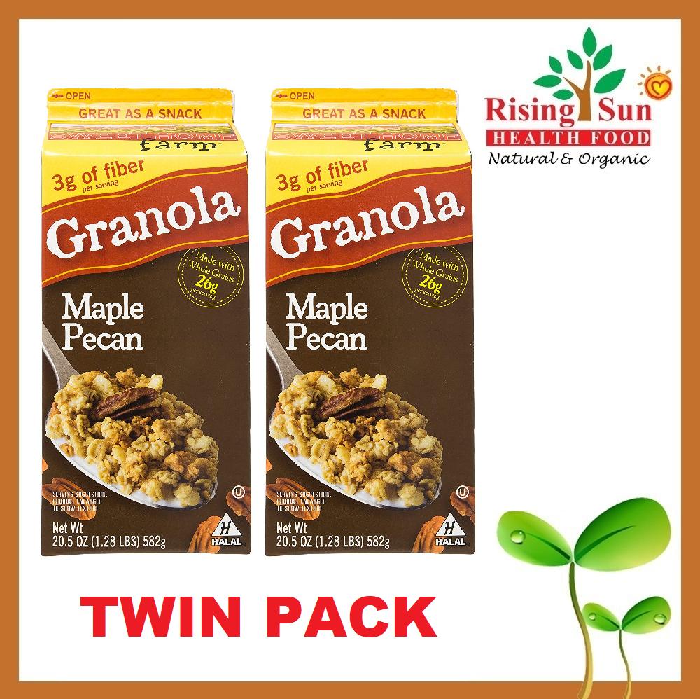 Sweet Home Farm Granola Maple Pecan 582G - Twin Pack