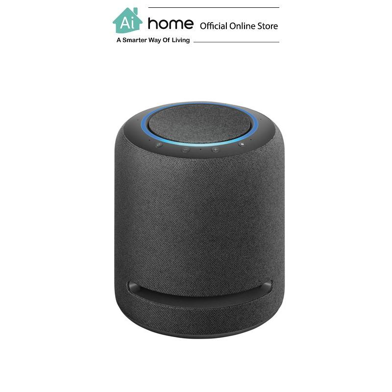 AMAZON Echo Studio (Gray) [ Smart Speaker ] Build in Alexa Assistant with 1 Year Malaysia Warranty [ Ai Home ] AMAZON Echo Studio