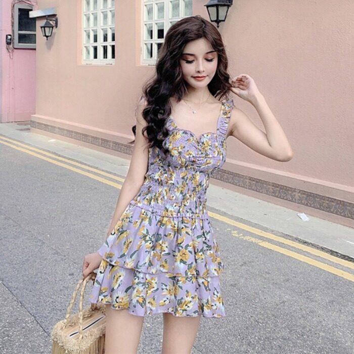 (Pre Order ETA 15/5) JYS Fashion Korean Style Women Dinner Dress Collection 543 - 4475