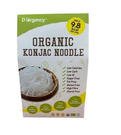 D'Organcy Organic konjac Noodle 385g