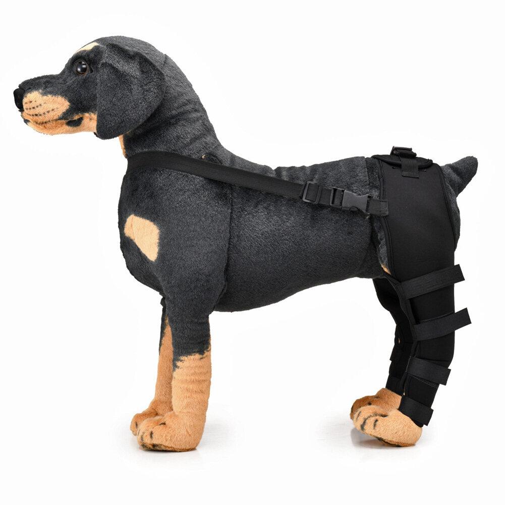 Kneepad Dog Leg Protector Pet Operation Injury Protective Cover