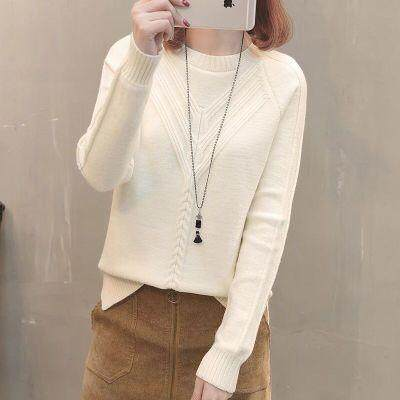 JYS Fashion Korean Style Women Knit Top Collection 512-8264
