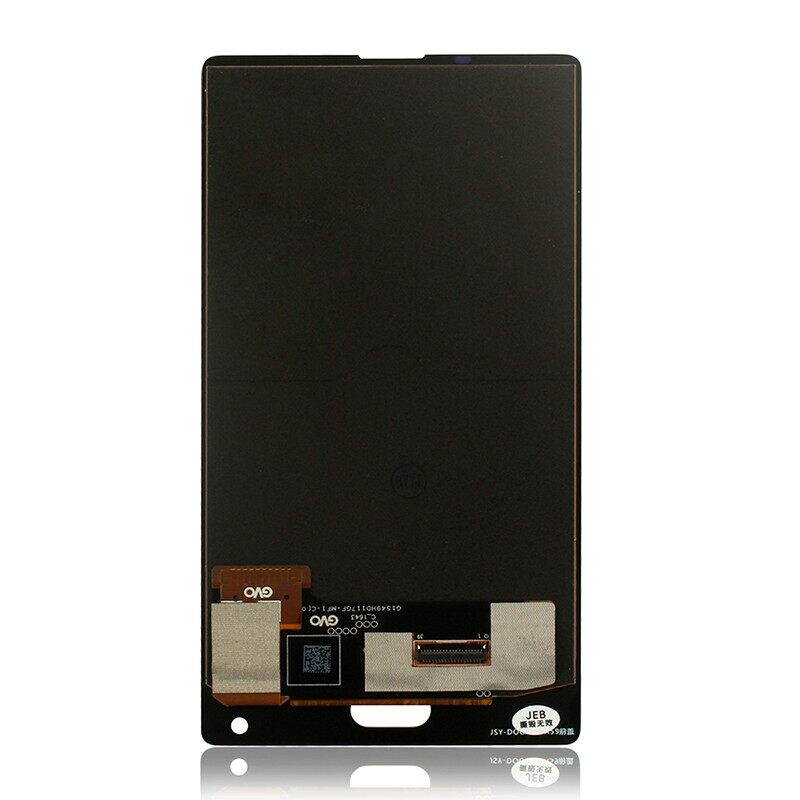 For Doogee Mix LCD Display Touch Screen Assembly Repair Parts Replacement +Tools - BLACK / SILVER