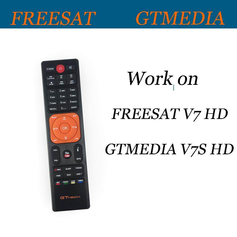 Remote Control for Receiver Model V7 Combo or Plus