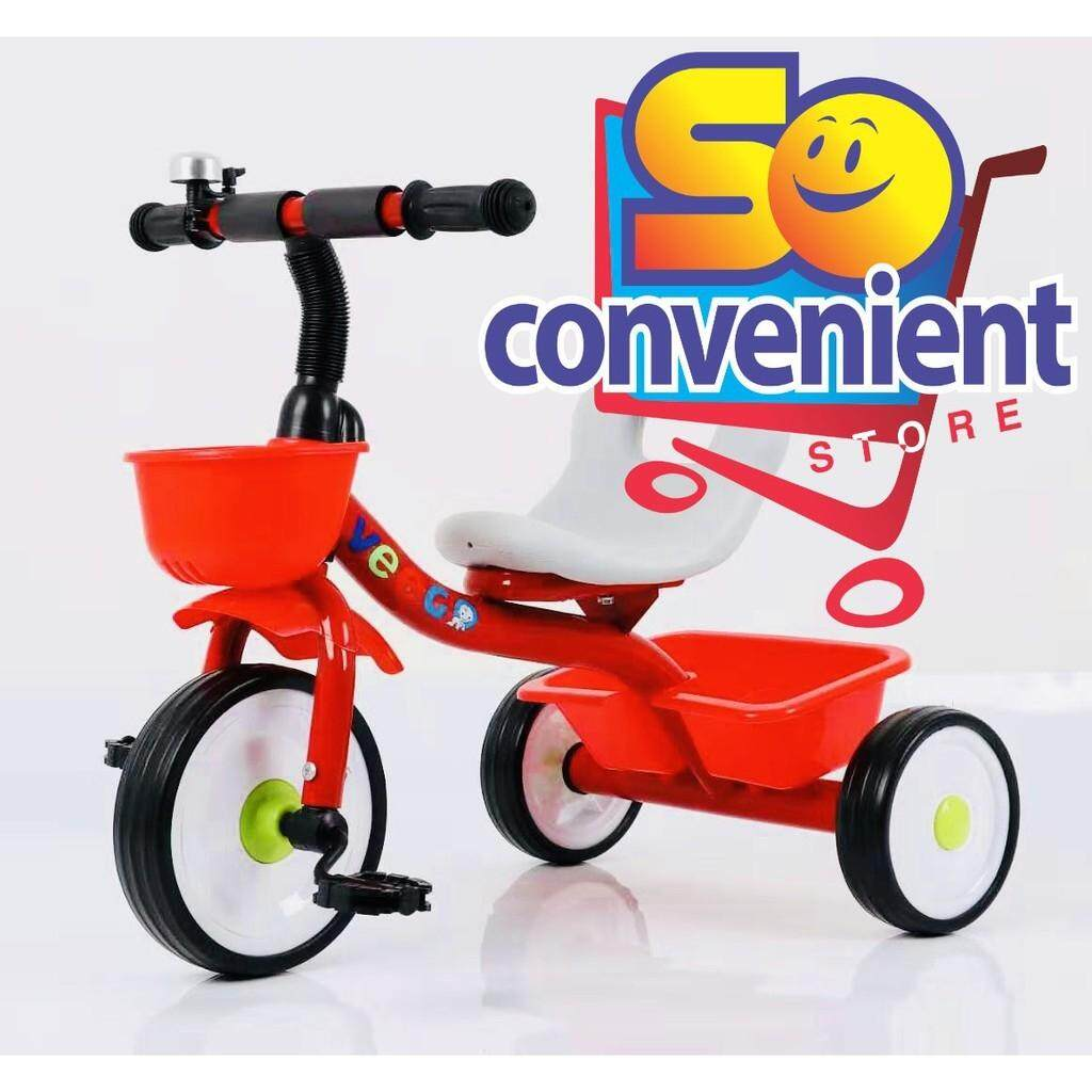 Cool 408-B Kids Tricycle