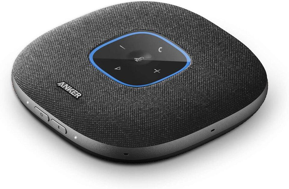 Anker A3302 Powerconf S3 Protable Wireless Speakerphone , with Build in Microphone