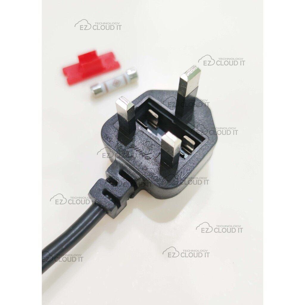 Malaysia 3pin Power Cord