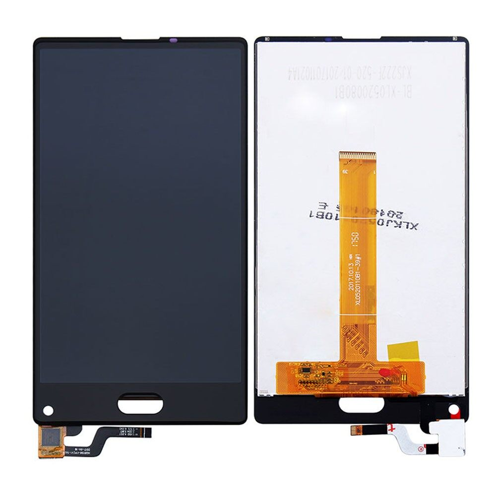 For Doogee Mix Lite LCD Display+Touch Screen Digitizer Assembly Replacement Tool - BLACK / BLUE