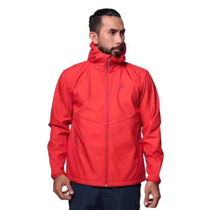 EIGER FEARLESS JACKET - RED