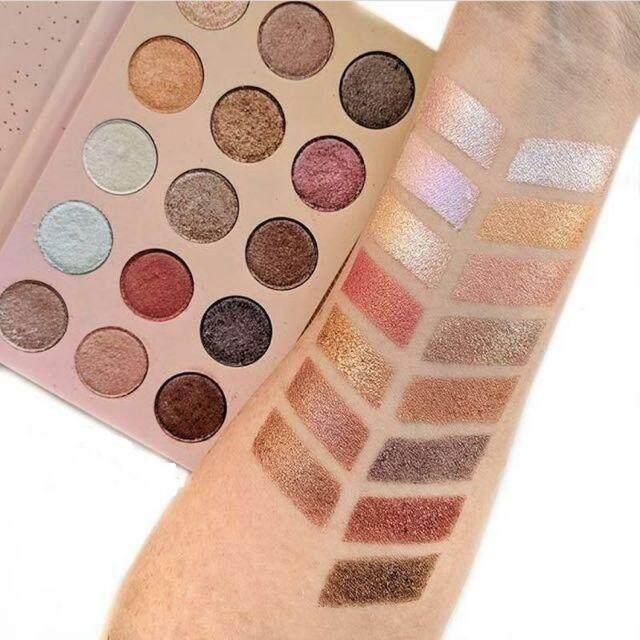 FREE GIFTGolden Mind Eyeshadow Palette 15 Color