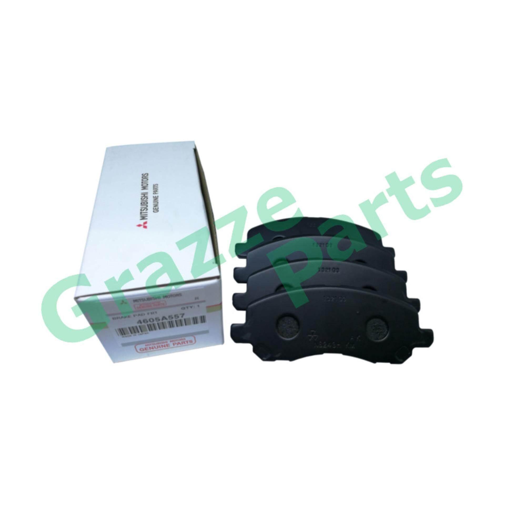 Mitsubishi front brake pad for Lancer GT Inspira ASX Grandis Sportback Airtrek NA - 4605A557