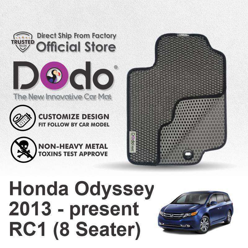 Dodo® Car Mat / Honda Odyssey / 2013-Present / RC1 / ( 8 Seater )
