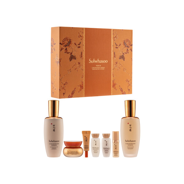 Buy SULWHASOO Concentrated Ginseng Set (7PCS) Singapore