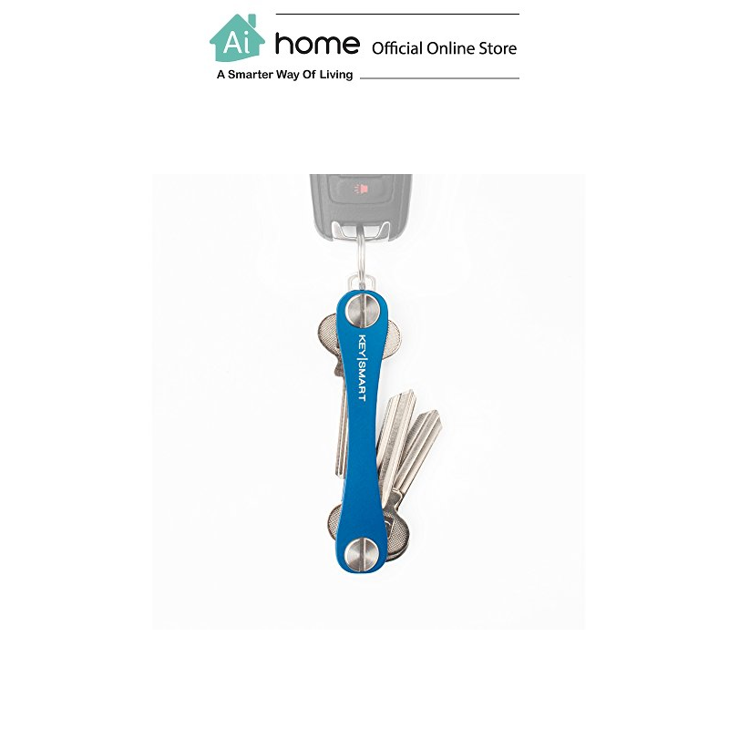 KEYSMART Compact Key Holder [ Ai Home ] KCB