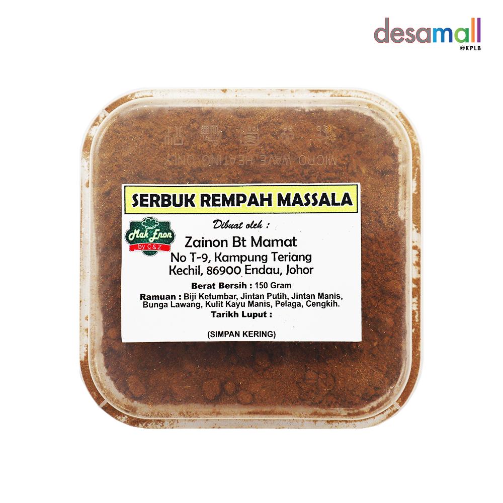 MAK ENON by C&Z Serbuk Rempah Masala (150g)