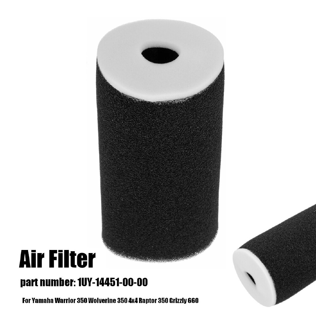 Air Filters - Air Filter For Yamaha Warrior Wolverine Big Bear Raptor 350 Grizzly 600 660 - Car Replacement Parts