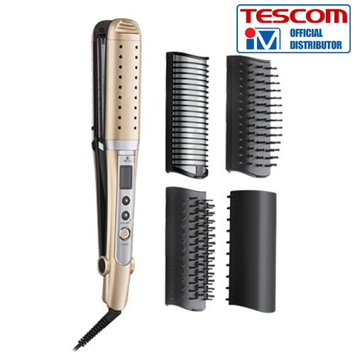 TESCOM Negative Ion Multi Hair Iron NTIR2610