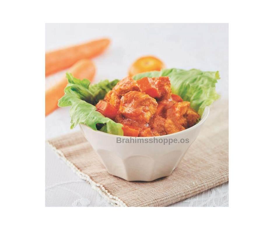 Brahim's Tomato Chicken with Carrots (Ayam Masak Merah Dengan Lobak Merah)