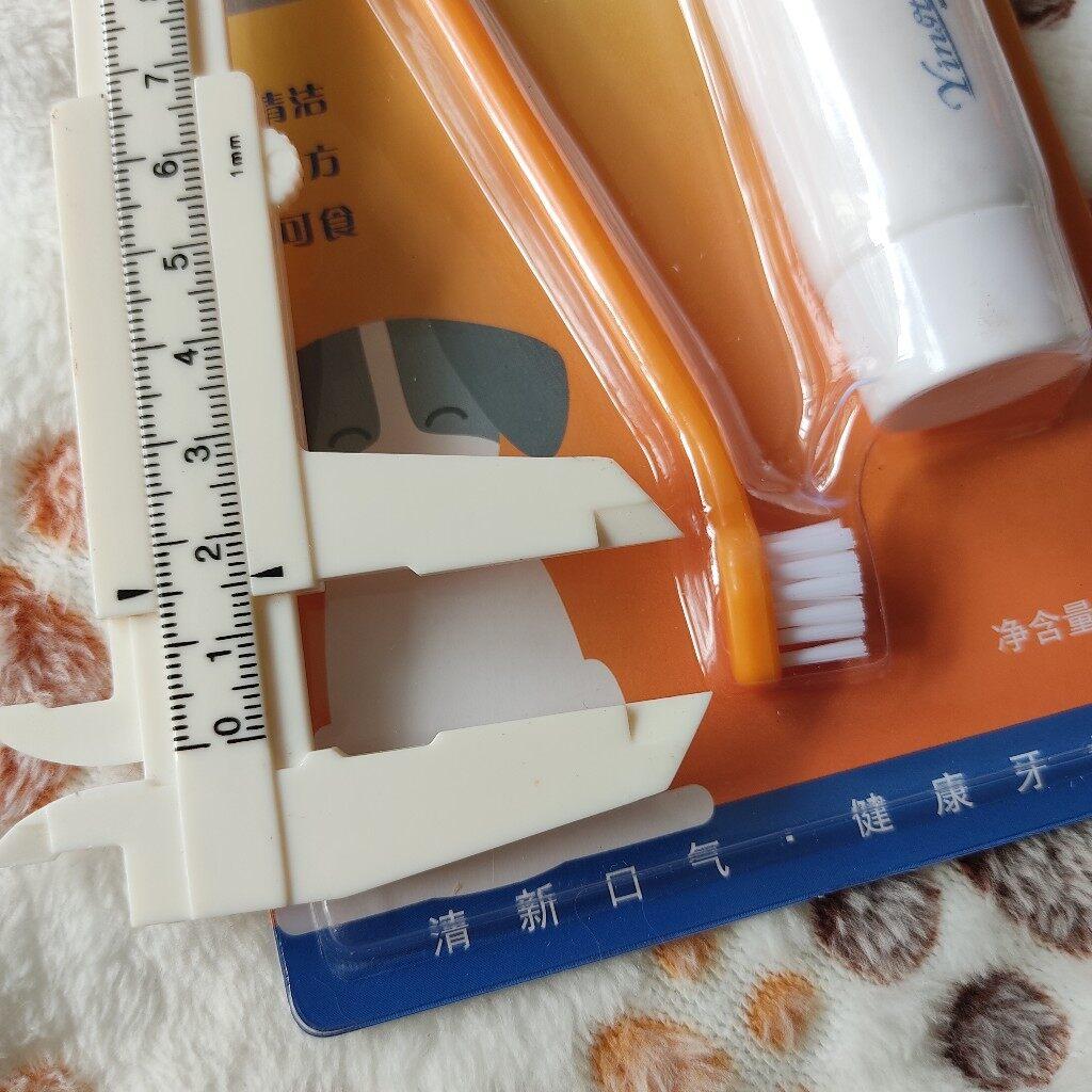 (NEET NEKO) Toothpaste (Beef/ Vanilla) + Toothbrushes set for Pets/Dogs/Cats /Berus Gigi Kucing/宠物猫狗牙刷牙膏