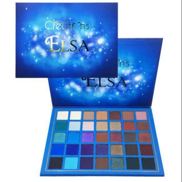 FREE GIFTBeauty Creation Elsa Eyeshadow Palette
