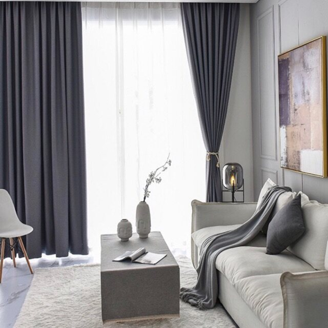 More Size KKC Shangarila - Blackout Curtain (80%) MORE SIZE With Hook or Eyelet Type ~ Ready Stock & Ship from Malaysia