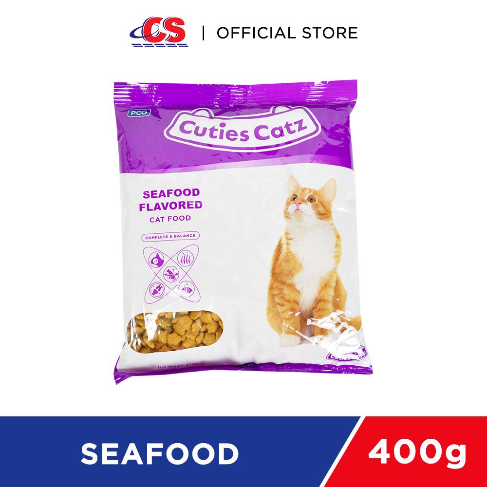CUTIES CATZ Seafood 400g
