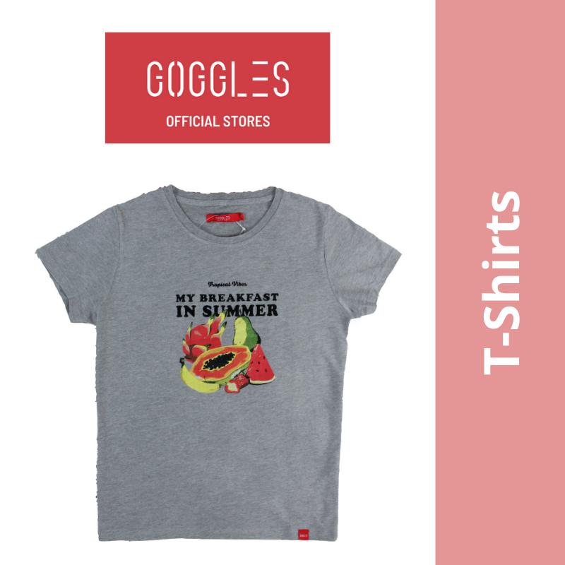 GOGGLES Ladies Short Sleeve T-Shirts 022722