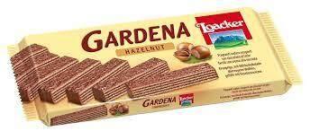 Loacker Gardena 200g - Hazelnut