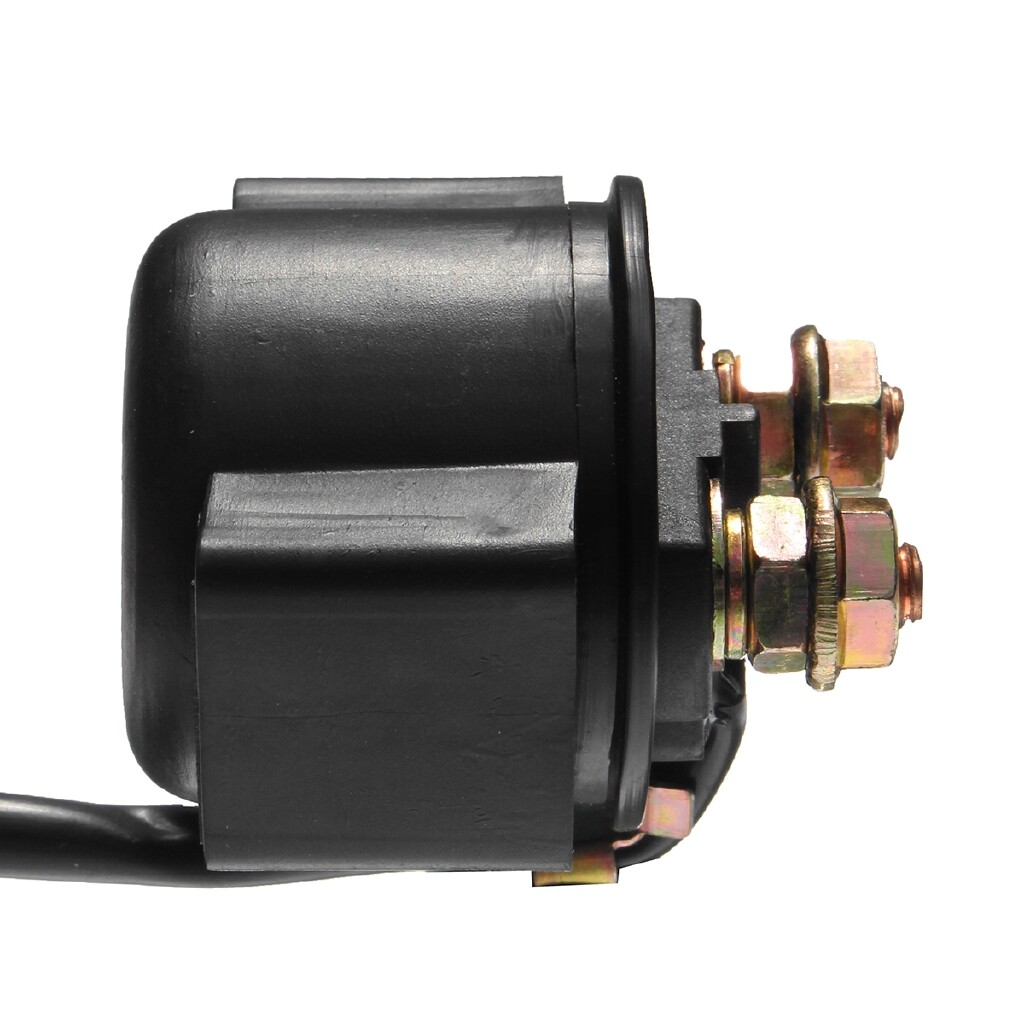 Car Accessories - Starter Relay Solenoid Replacement Fit For Arctic Cat 250 DVX 2006 2007 2008 ATV - Automotive
