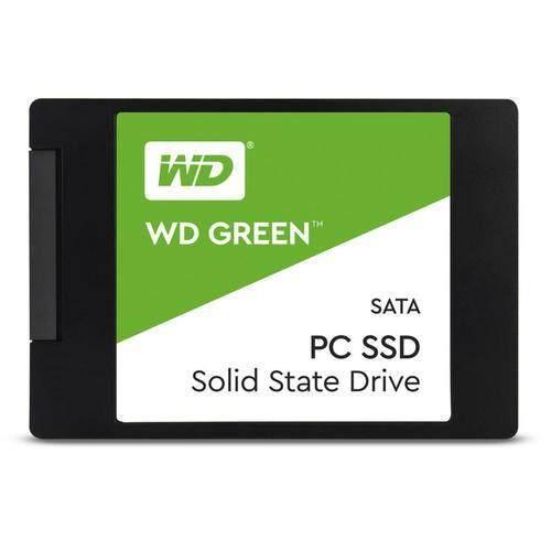 Western Digital SATA Green 240GB / 480GB SSD 2.5