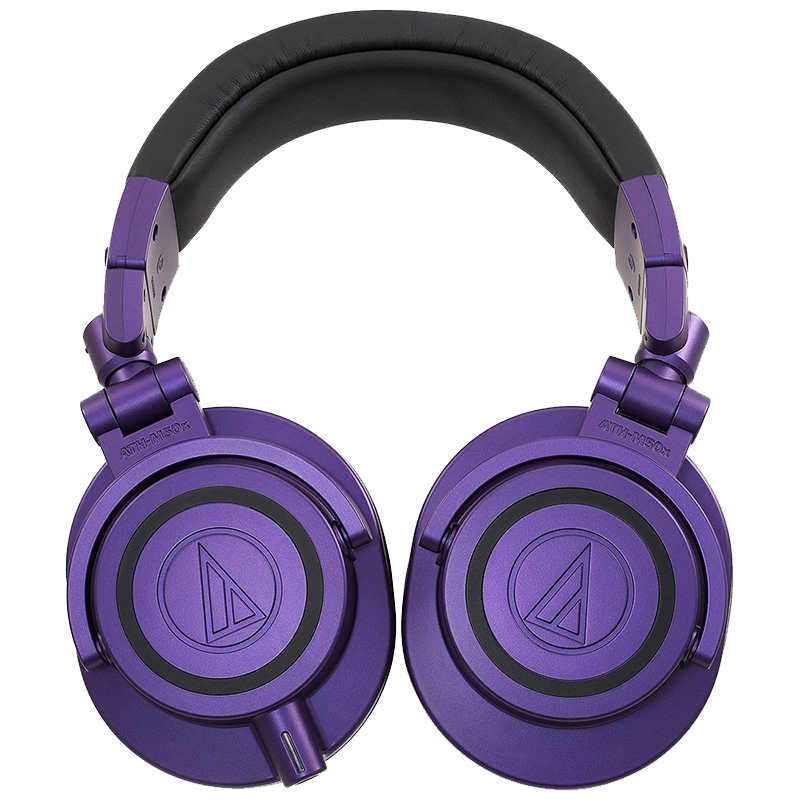 (Limited Edition) Audio-Technica Wired Headphone ATH-M50X with 3.5 mm Audio Jack, 45 mm Driver Diameter