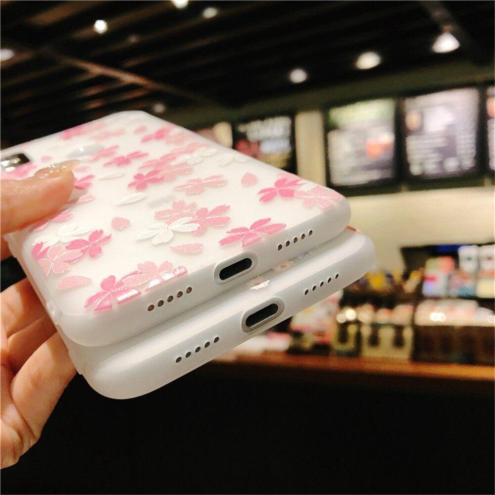 iPh Soft Cover - Matte Emboss Pattern Soft TPU Back Cover for Xiaomi Mi 6X Mi6X - 3 / 5 / 2 / 4 / 1