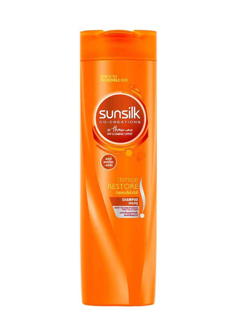 SUNSILK SHAMPOO DAMAGE RESTORE 160ML