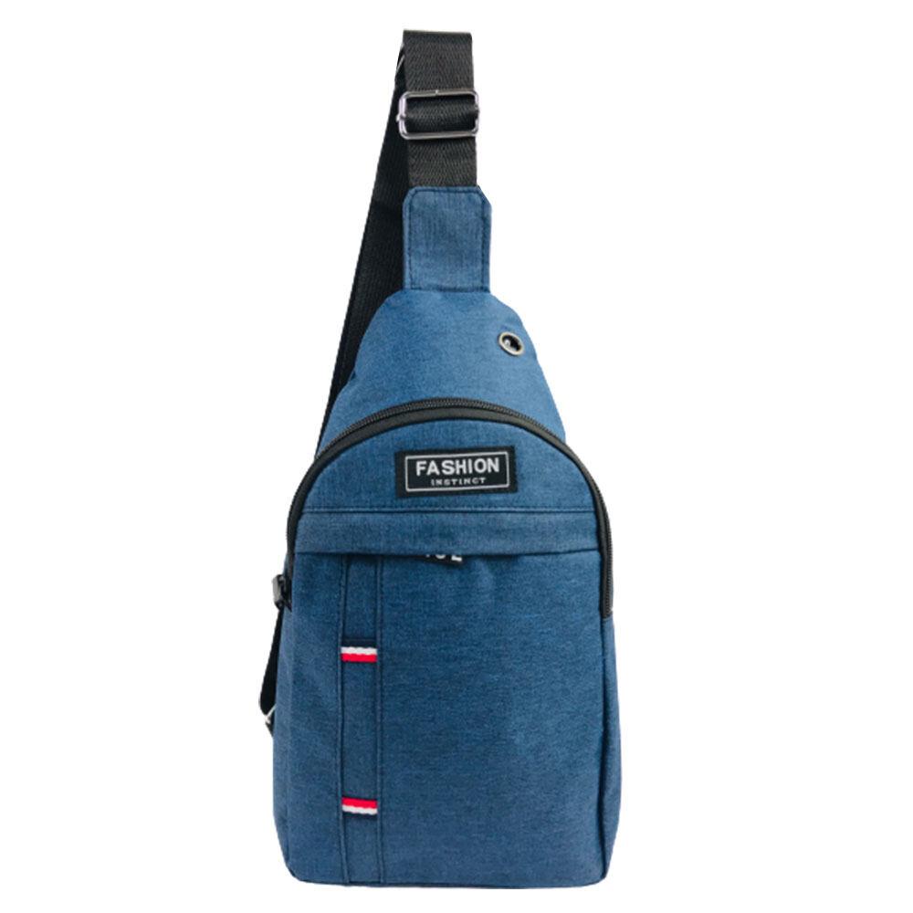 Poly-Pac XM8041 Men Casual Crossbody Bag