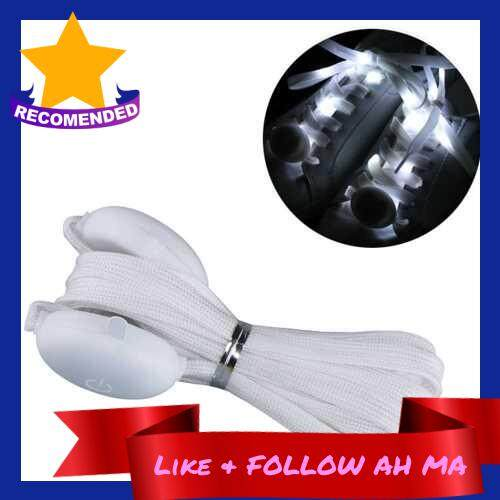 Best Selling LED Multi-color Shoelace (White)