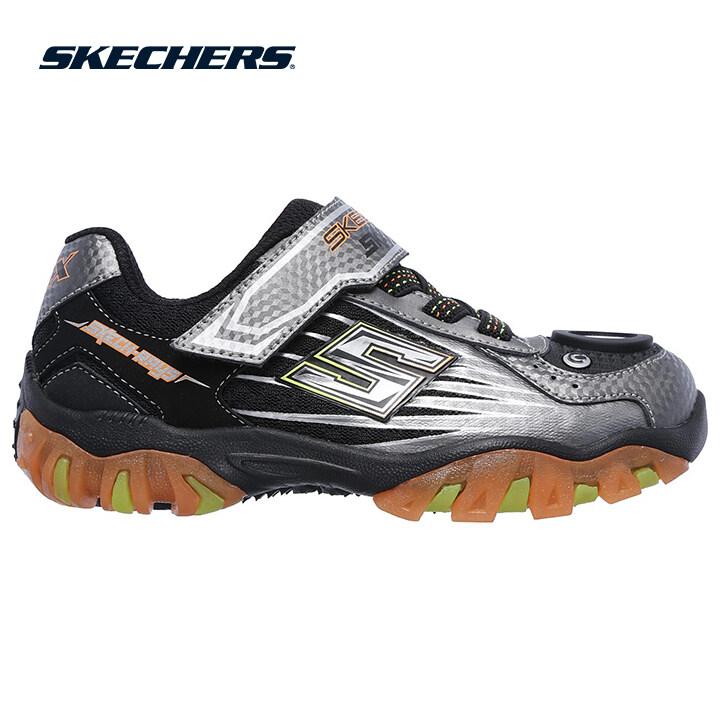 Skechers Street Lightz 2.0 Boys Lifestyle Shoe - 90561L-GUOR