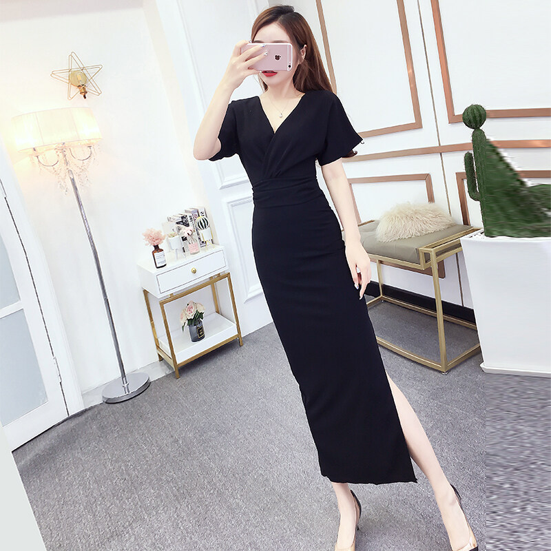 (Pre Order) JYS Fashion Korean Style Women Dinner Dress Collection 549-7203