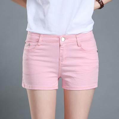 (PreOrder14 Days  JYS Fashion Korean Style Women Jeans Pant Collection-5216095col521-6095--Pink -25