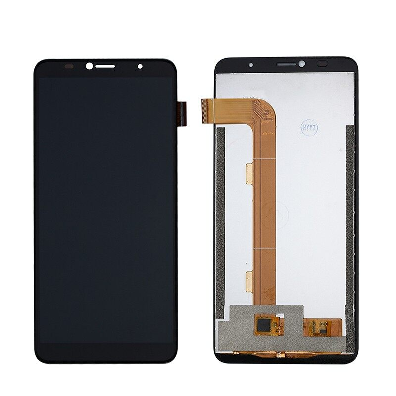 For Leagoo M9 Pro LCD Display + Touch Screen Digitizer Assembly Replacement Tool - BLACK