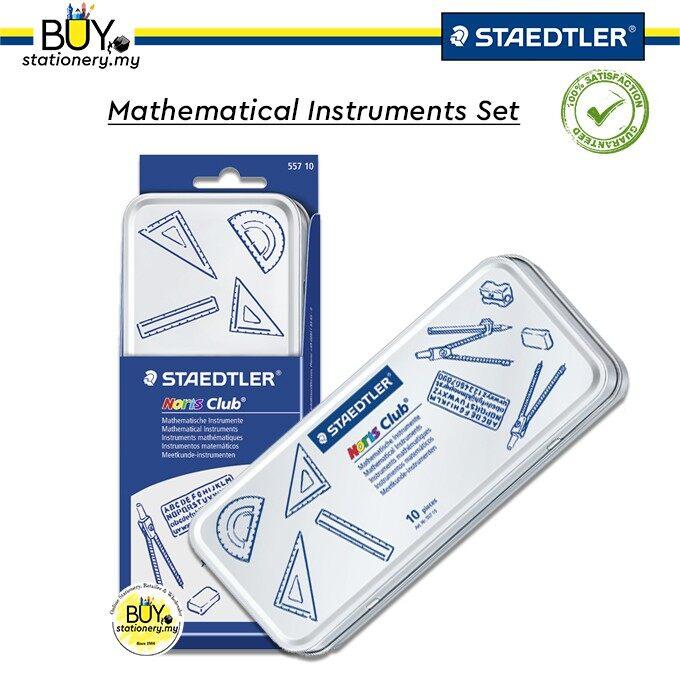 Staedtler Mathematical Instrument Math Set - (BOX)