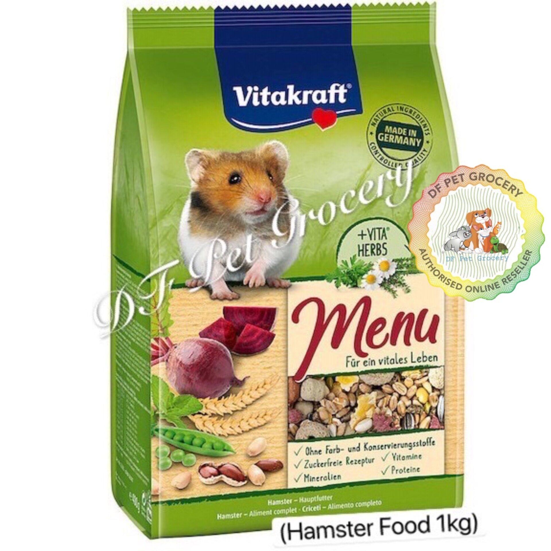 Vitakraft Menu Hamster Food 1kg - Vitakraft Hamster Food