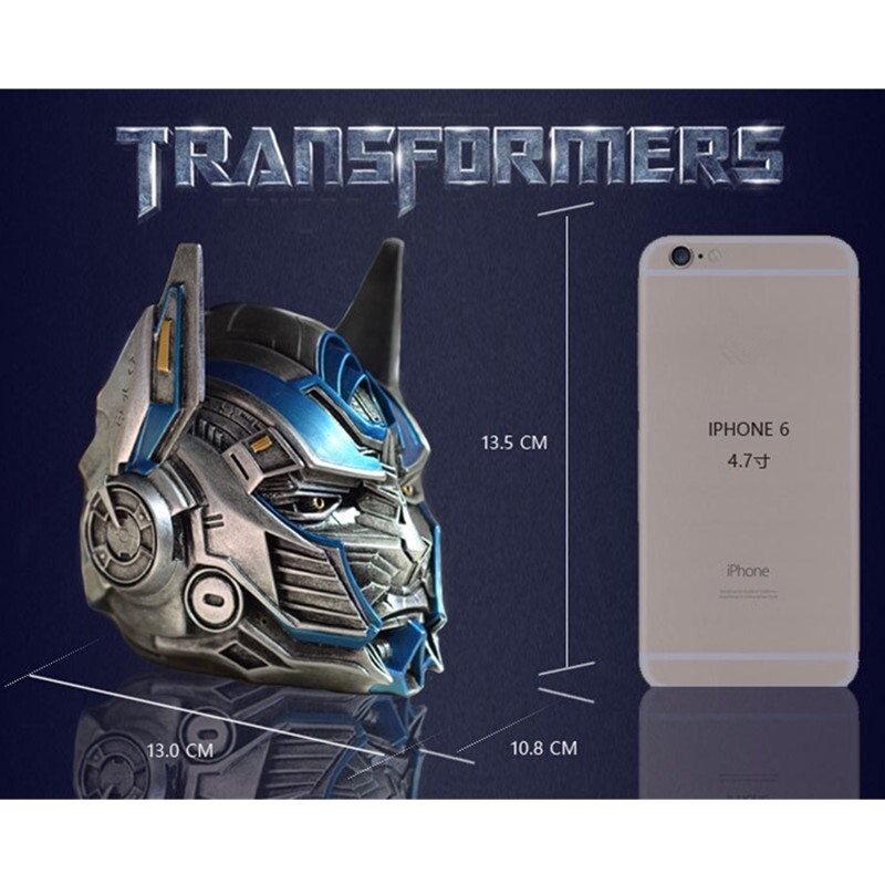Transformation Optimus Ashtrays With Cover Ashtrays Assembly Model Ashtray Robot Cool Toys Home - C / A / D / B
