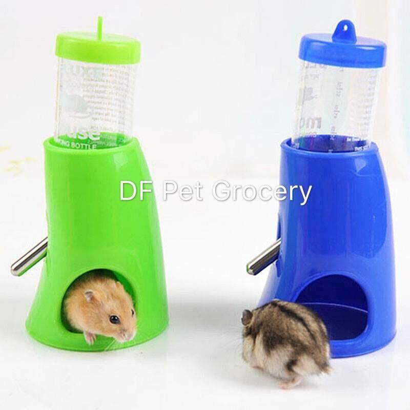 Hamster Drinking Bottle With Cooling Room 80ml LS-110 (Random Color)