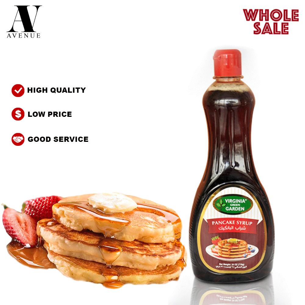 Virginia green garden Pancake Syrup 710 Ml