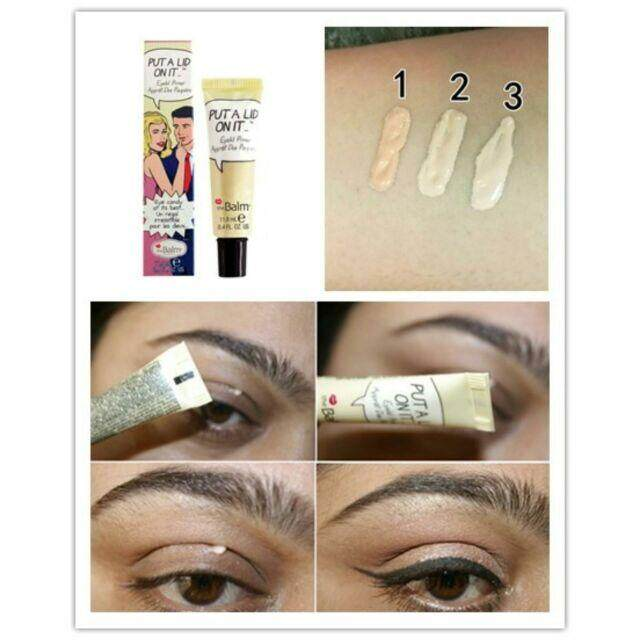 FREE GIFTPut A Lid On It Eyelid Primer