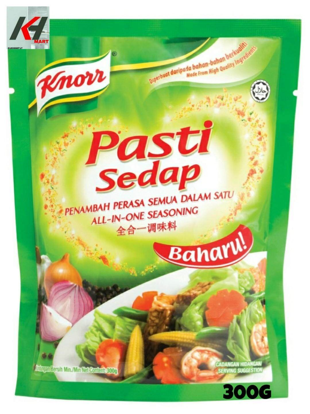 KNOR RALL IN ONE SEASONING - PASTI SEDAP 300G READY STOCK