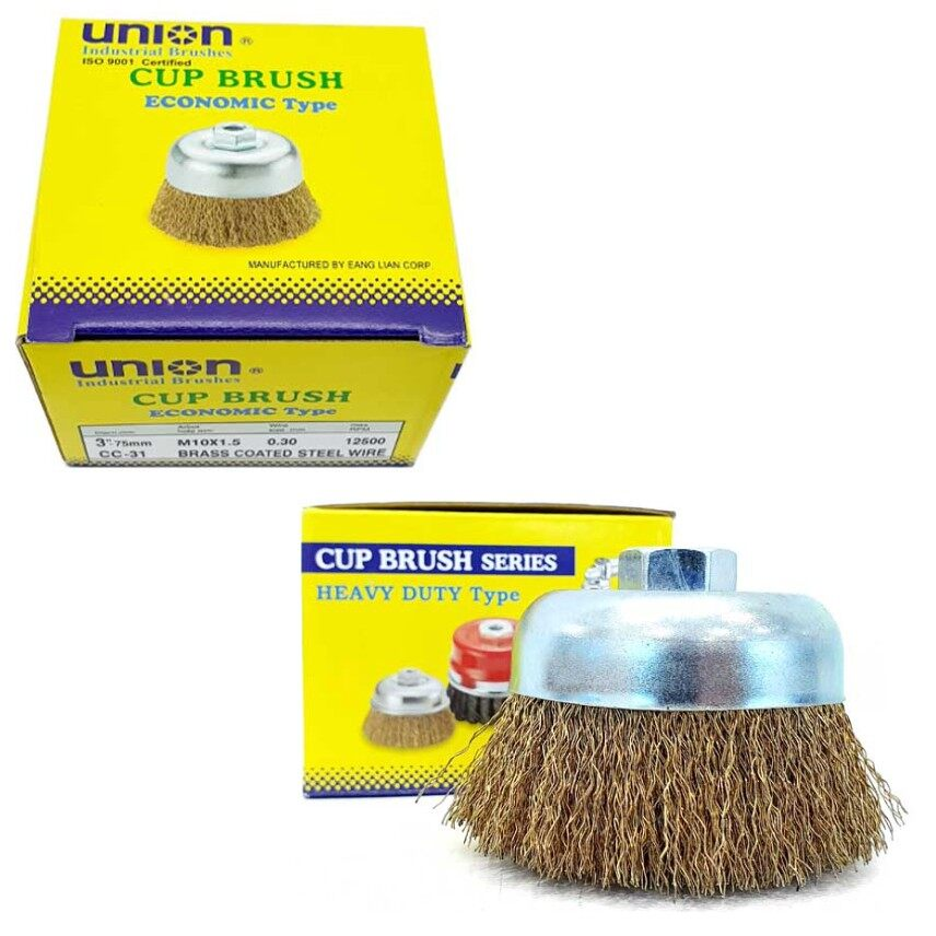 "UNION Cup Brush 3"" / 75MM"