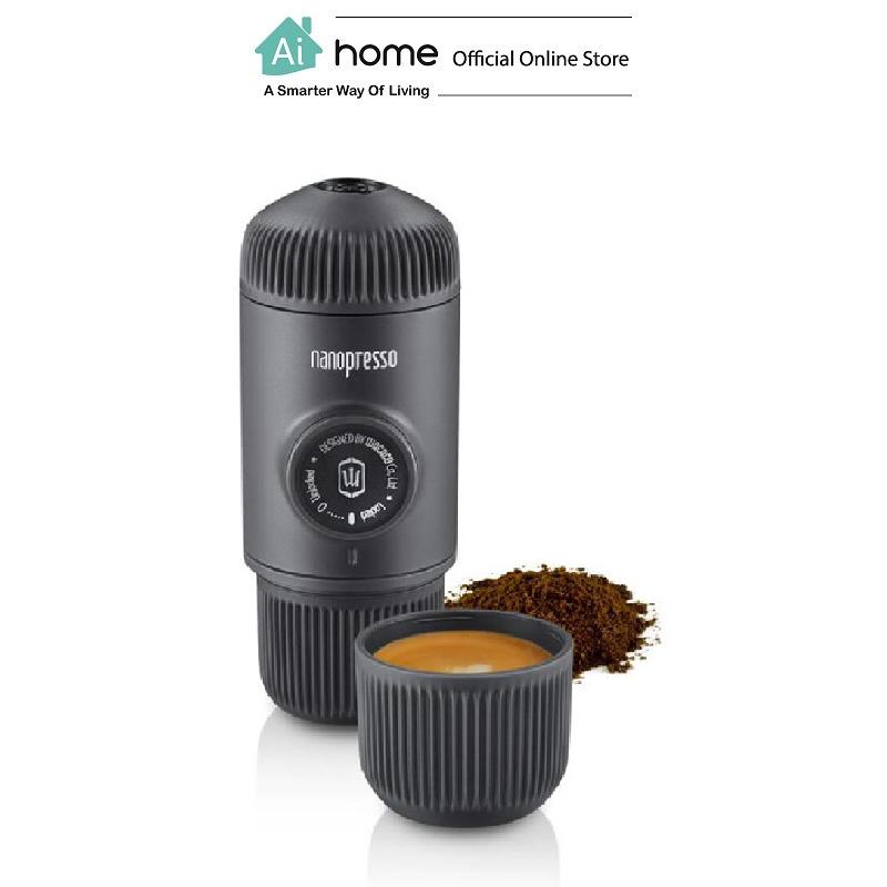 WACACO Nanopresso Compact Espresso Portable Machine with 1 Year Malaysia Warranty [ Ai Home ] WACACO Compact Espresso